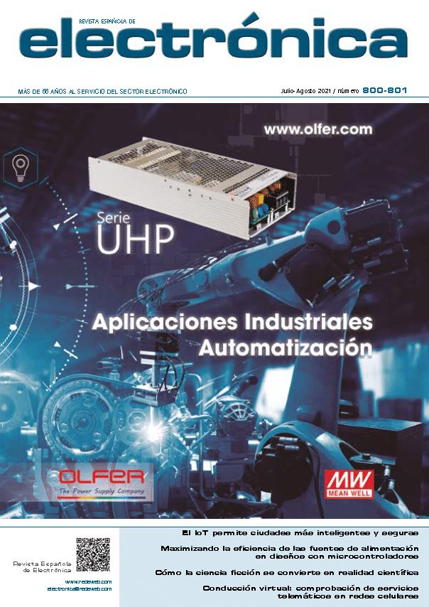 Revista de Electrónica Julio