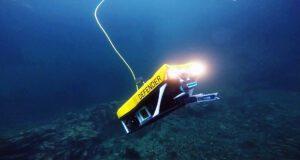 vehiculo submarino