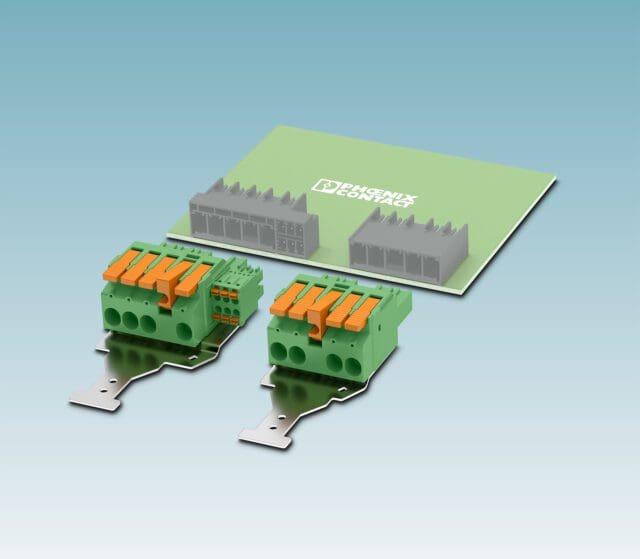conexion electronica