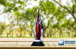 mouser award