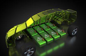 vehiculo con bateria