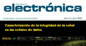 portada revista de eletronica septiembre